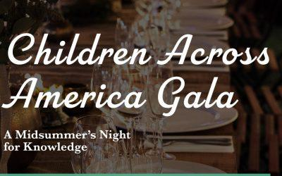 2019 Children Across America Gala
